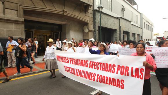 Por 25 años más de 2.000 mujeres han buscado justicia por las esterilizaciones forzadas que se cometieron contra su voluntad en la década de los noventa bajo el gobierno de Alberto Fujimori. (Foto: Alessadro Currarino)