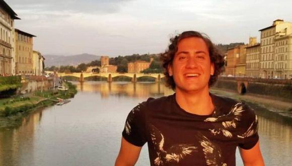 El joven de 22 años desapareció el 1 de enero mientras pescaba en el río Cañete. (Instagram)