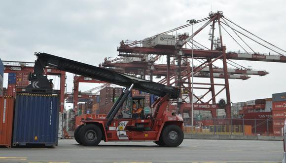 Los principales destinos de exportación fueron China, Estados Unidos, la Unión Europea y Canadá. El año pasado, 7,513 empresas enviaron bienes. (Foto: GEC)
