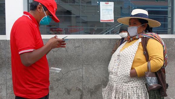 Con la modalidad 'Carritos pagadores' se llegará a las zonas de difícil acceso (Foto: Midis)