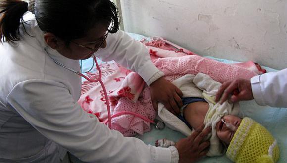 Perú es líder en la región en reducción de mortalidad infantil. (USI/Referencial)