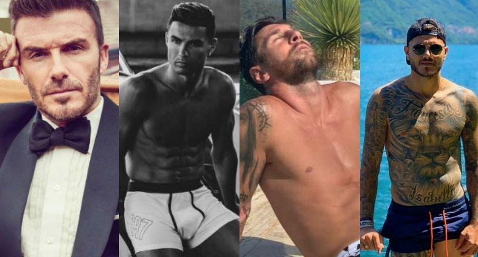 Estos son los 10 futbolistas más buscados en PornHub