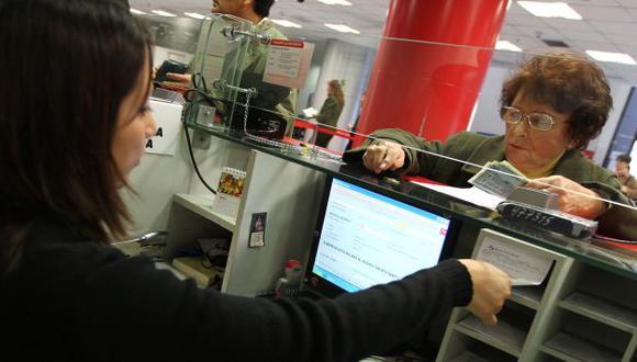 SE BUSCA. Finanzas es el rubro que demanda más trabajadores. (USI)