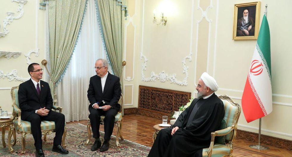 El régimen iraní no vacaciona. (Foto: EFE)