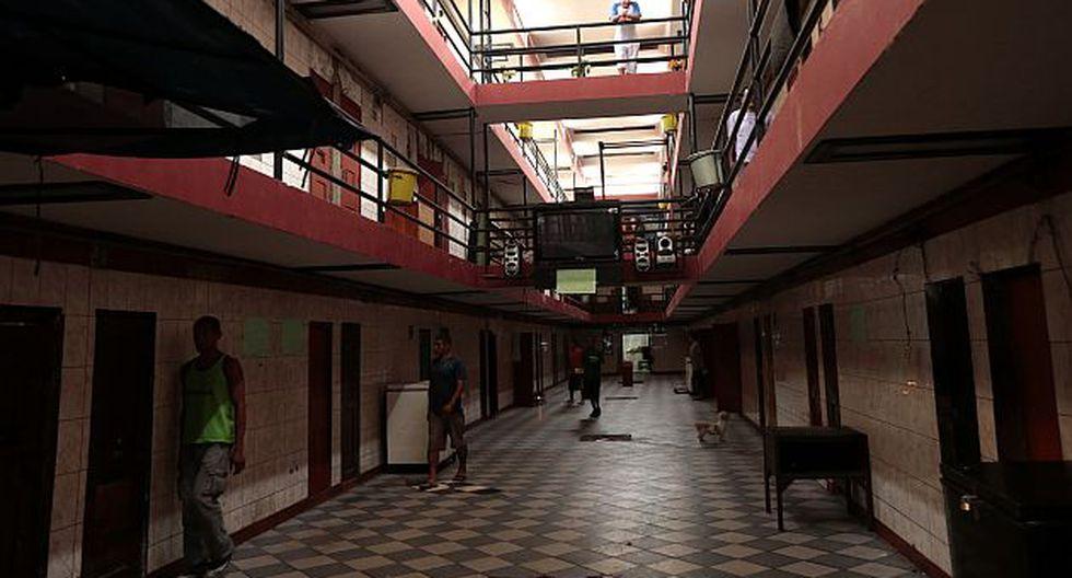 Congresistas visitarán penal de Lurigancho. (César Fajardo)