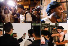 Ronaldinho dejó la cárcel e ingresó hotel de Asunción para cumplir arresto domiciliario [FOTOS]