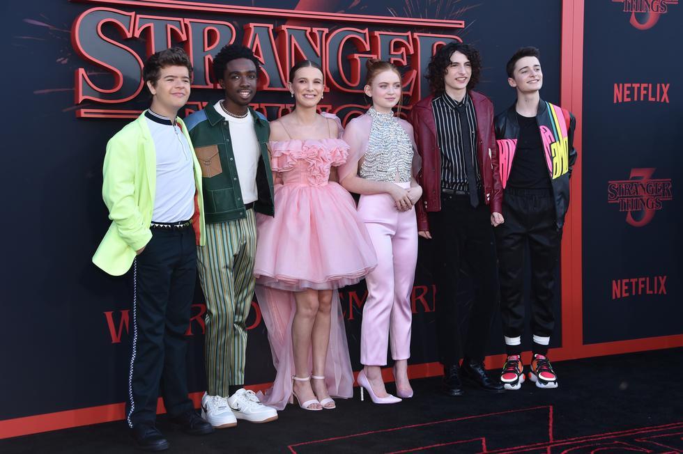 """Este 4 de julio se estrena la tercera sesión de """"Stranger Things"""" en Netflix. (Foto: AFP)"""