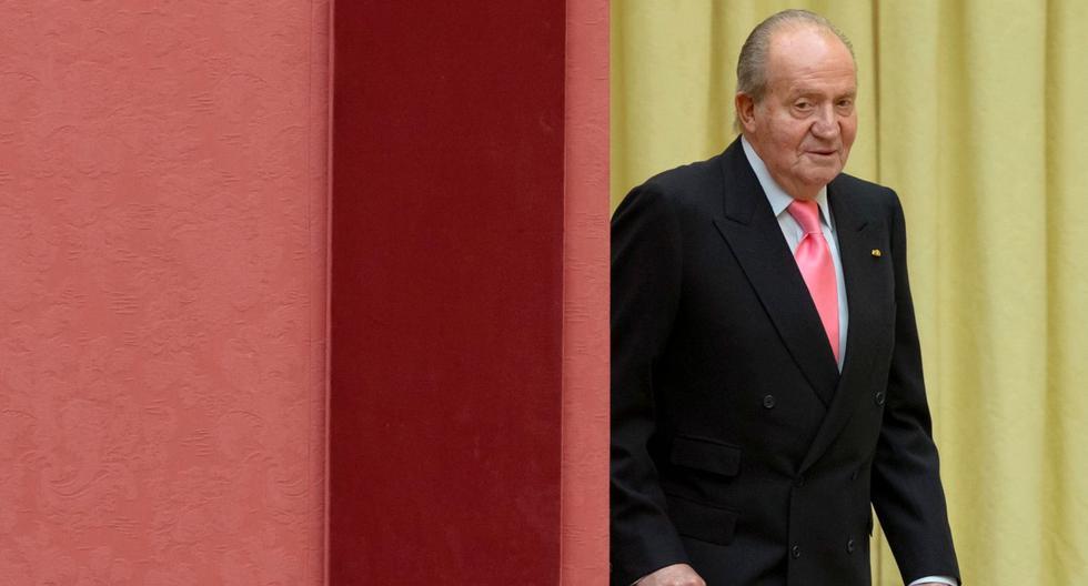 Los analistas estiman que Juan Carlos I de 82 años, investigado por la justicia de España y Suiza pero sin haber sido inculpado, no tenía otra opción, aun si su salida del país sea mal percibida por la población. Archivo del 10 de junio de 2014. (AFP / DANI POZO).