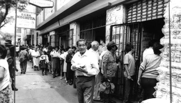 Con alusiones (hagamos memoria). (Foto: Archivo El Comercio)