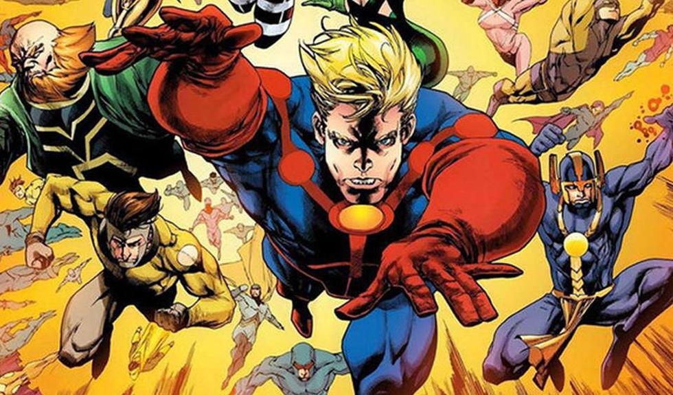 """Marvel: Ejecutiva anuncia que """"el mundo está listo"""" para un superhéroe homosexual. (Marvel)"""