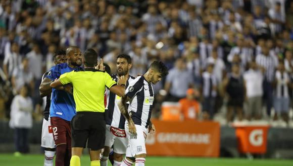 El equipo blanquiazul, tras un error en salida, recibió el gol más rápido en lo que va la Copa Libertadores 2020. (GEC)