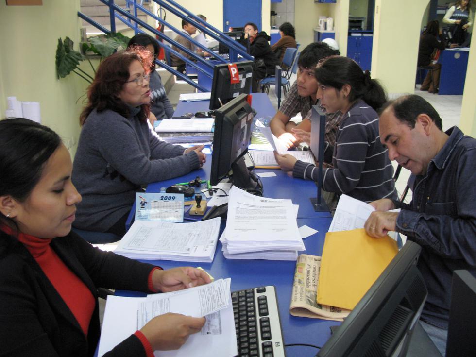 Un total de 13 comunas distritales de la capital otorgarán descuentos que van desde el 10% hasta el 15% por el pago adelantado de arbitrios, según informó la Cámara de Comercio de Lima. (Foto: GEC)