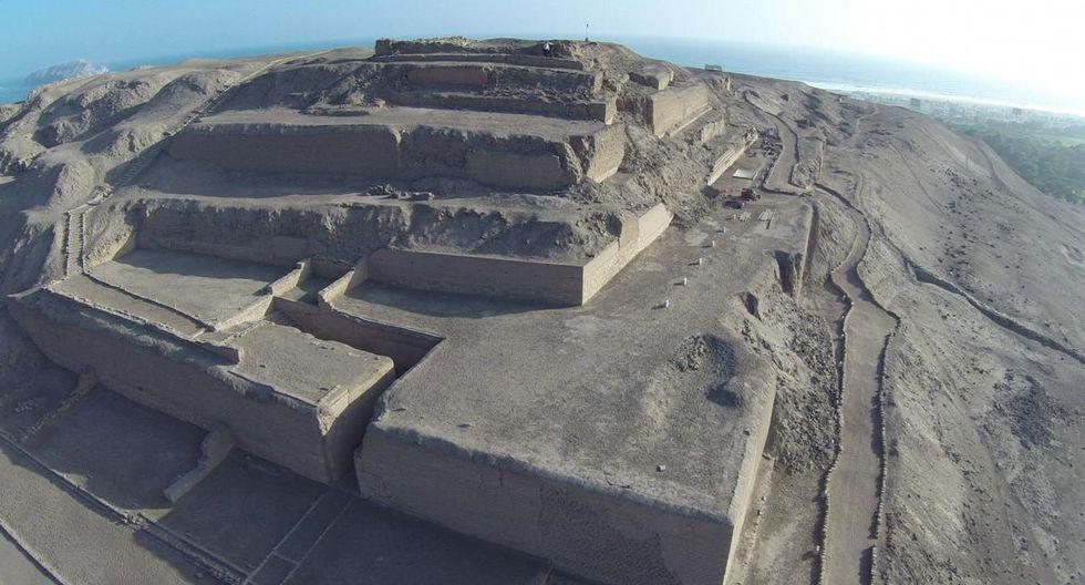 Pachacámac se encuentra al sur de Lima. (Archivo / El Comercio)