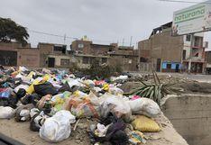 Persiste el problema de la acumulación de basura en Chiclayo