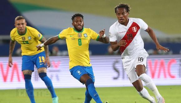 La Selección Peruana chocará por la tercera jornada de Copa América ante Colombia. (Foto: FPF)