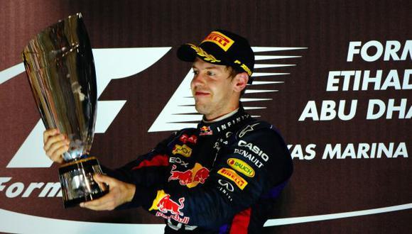 Sebastian Vettel dejó a todos sus rivales a más de 30 segundos de distancia. (AFP)