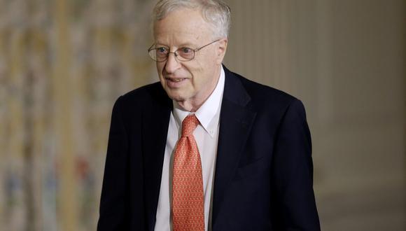 George Akerlof. (Reuters)