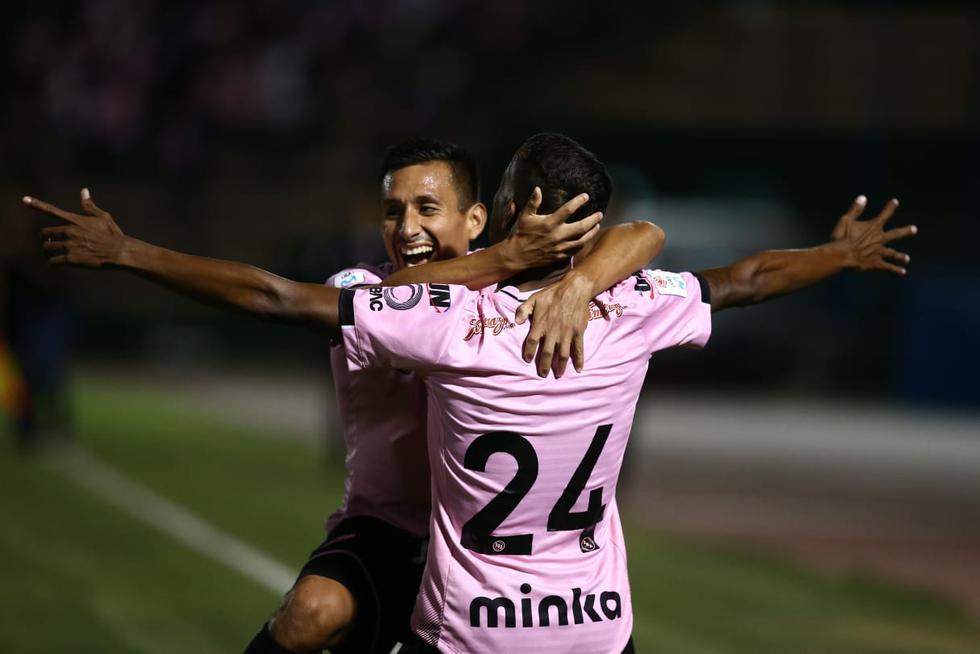 Sport Boys venció 2-1 a Pirata. (Foto: Jesús Saucedo / GEC)