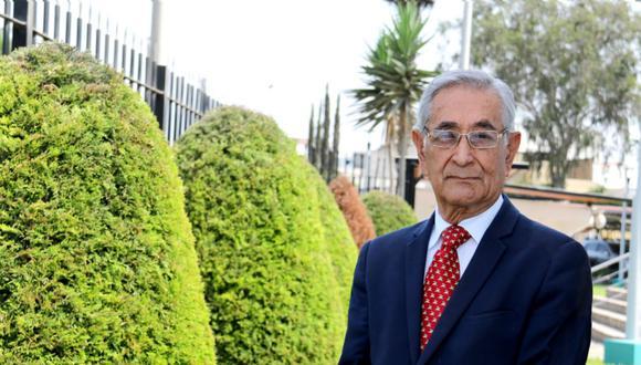 Oswaldo Zegarra Rojas fue nombrado superintendente encargado de la Sunedu, en reemplazo de Martín Benavides. (Foto: UPCH)