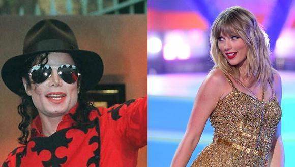 AMAS 2019: Taylor Swift bate récord de Michael Jackson y se corona artista de la década. (Foto: AFP)
