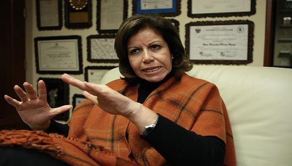 El denominado 'potoaudio' le costó la elección edil a Flores Nano en 2010. (Perú21)