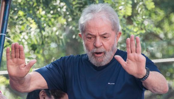 Las declaraciones de Lula se producen horas después de que Michel Temer fuera arrestado acusado de comandar una organización criminal que desvió en 40 años cerca de 1.800 millones de reales. (Foto: AFP)