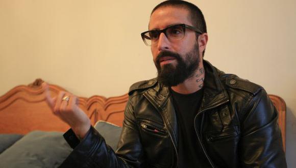 """""""En octubre empiezo a dirigir el rodaje de la película Avenida Larco, basada en la obra de teatro"""", dijo Jorge Carmona. (USI)"""