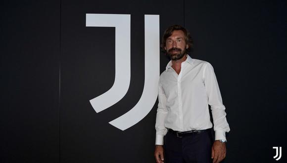 Andrea Pirlo se retiró del fútbol en la temporada 2017. (Foto: Juventus)