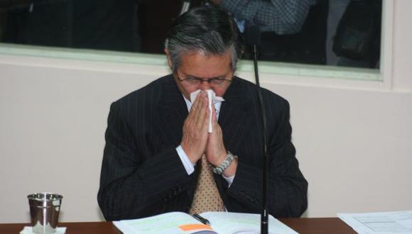 Fujimori ha pedido celeridad en el pronunciamiento presidencial sobre su indulto. (USI)