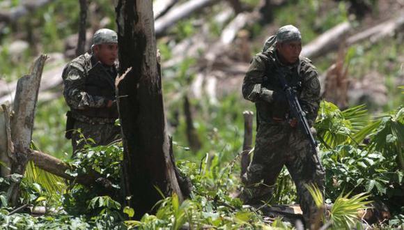 VRAEM: Patrullas se enfrentaron con terroristas en Junín. (USI)