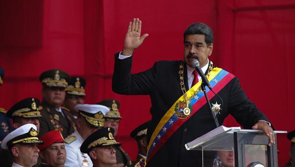 El presidente venezolano dijo que ahora está más decidido a seguir su revolución. (Foto: AFP)