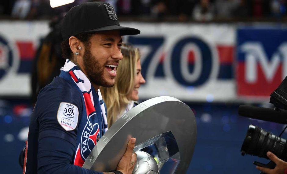 El futuro de Neymar está decidido, afirma medio francés. (Foto: AFP)