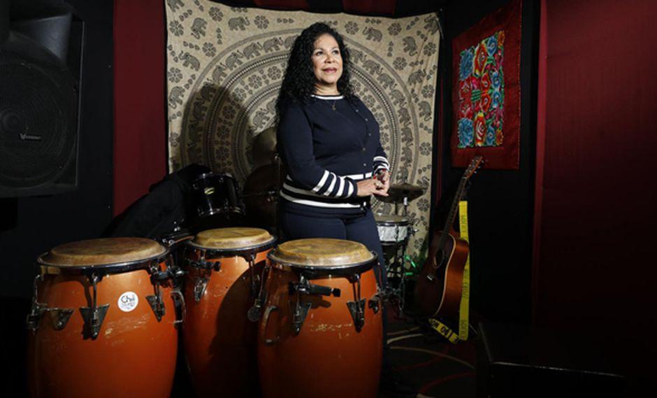 Eva Ayllón le cantará al Perú, este 28 de julio. (Fotos: Piko Tamashiro)