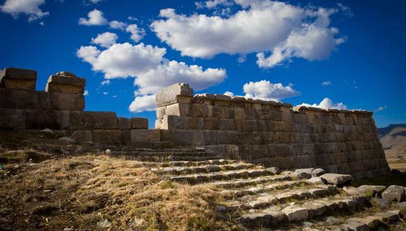 El sitio arqueológico Huánuco Pampa se ubica a 1,697 metros sobre el nivel del mar. (Foto: Andina)