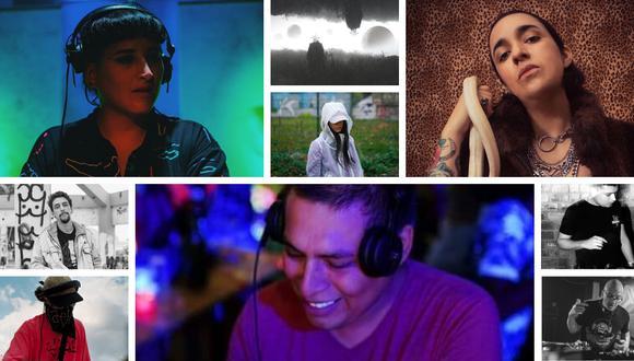"""Se presentó el compilado """"La cura"""", que reúne 10 tracks inéditos de productores peruanos de música electrónica. (Kriolla / Facebook Dr. 100)"""