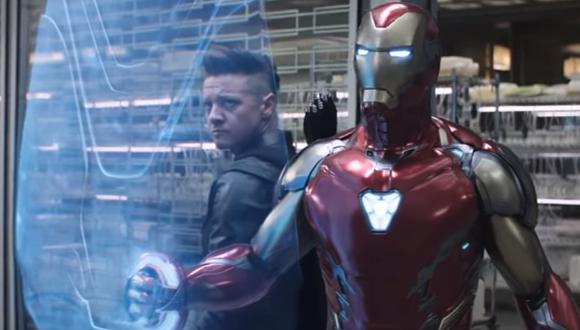 """Nuevo anuncio de televisión de """"Avengers: Endgame"""" tiene le nombre de """"Found"""".  (Foto: Captura de pantalla)"""