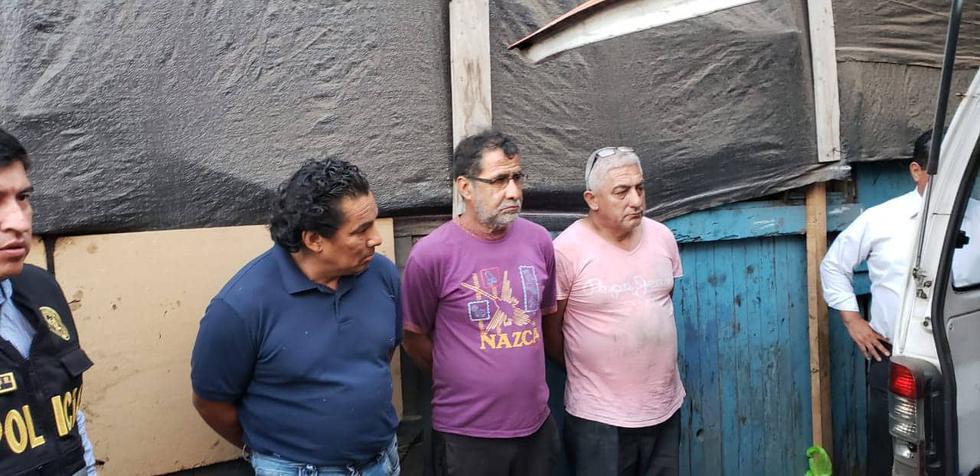 Decomisan 350 kilos de droga en costales de papa que tenían como destino Europa. (Foto: PNP)