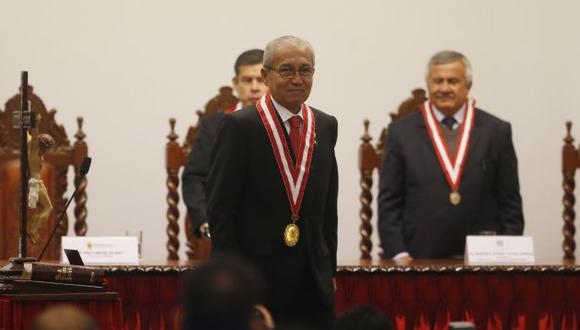 Fiscal de la Nación buscará hallar a los responsables de la filtración de los audios. (Perú21)