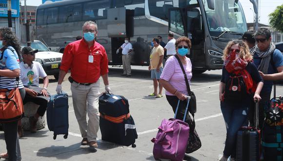 Vizcarra pide paciencia a peruanos varados en el extranjero. (Foto: GEC)