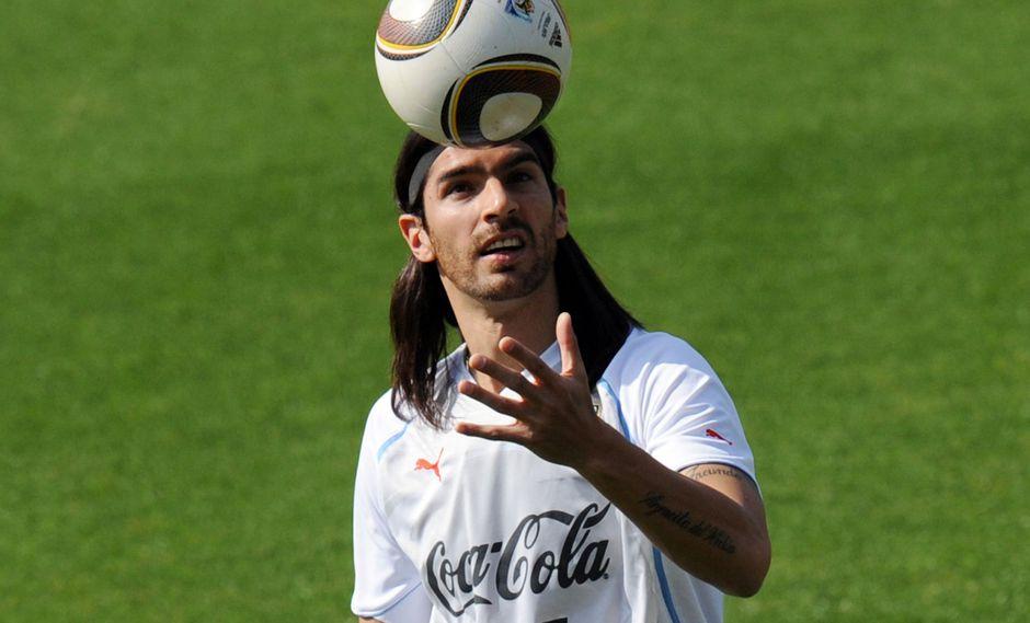 Abreu colaboró con un gol en el triunfo (0-2) de Audax Italiano sobre Alianza Lima. (AFP)