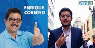 Enrique Cornejo, candidato a la Alcaldía de Lima de Democracia Directa