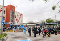 Tacna: autoridades y empresarios pedirán al Ejecutivo que se reabra la frontera con Chile y Bolivia