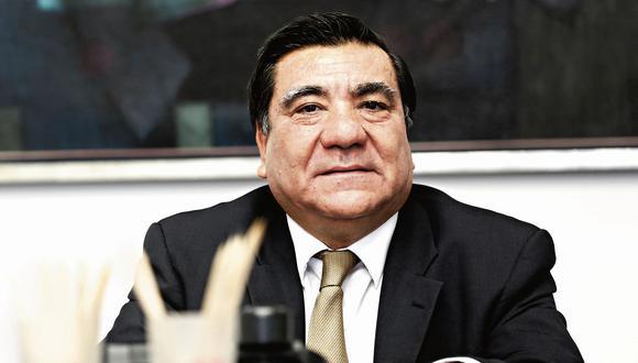 Víctor García Toma. Abogado constitucionalista. (Perú21)