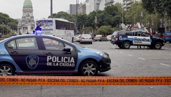 Argentina en alerta por amenaza de bomba en la Casa Rosada. (Foto referencia: AP)