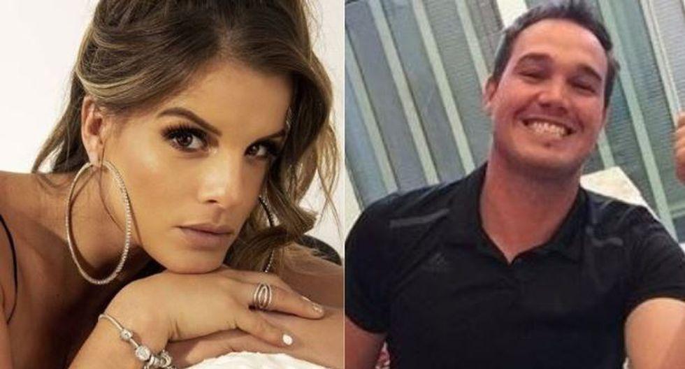 """Alejandra Baigorria dijo que George Forsyth es un hombre guapo y no lo dice ella, sino """"el Perú entero"""". (Foto: Instagram)"""