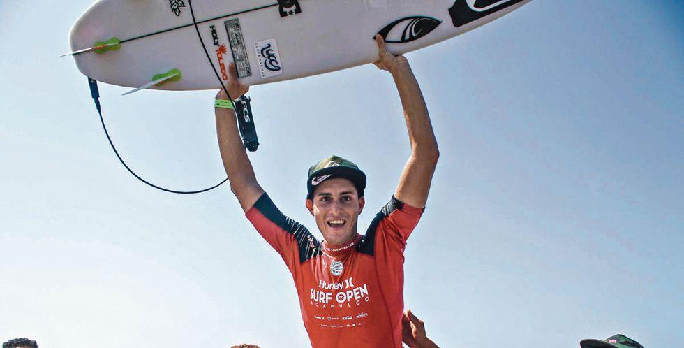 22 años tiene Mesinas, quien en 2017 obtuvo los laureles deportivos. (WSL)