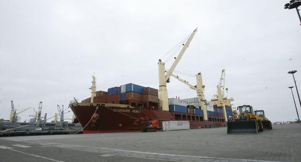 Polémica por puertos. (César Fajardo)