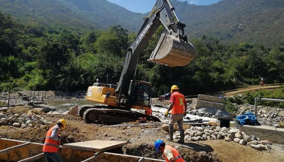 La partida está destinada hacia 66 intervenciones de reconstrucción. (Foto: USI)