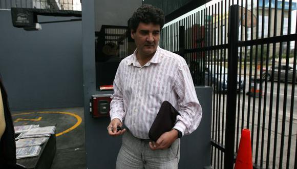 RECAMBIO. Teniente alcalde espera que nuevo titular del JNE le ponga más equilibrio al proceso. (Mario Zapata)