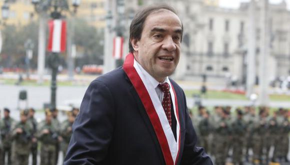 Yonhy Lescano plantea cancelar título de ex Presidente de la Repúblicas a los condenados (César Campos)
